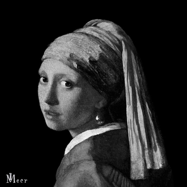 Vermeer - Girl with the pearl earring